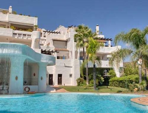 Luxury Penthouse in Las Lomas de Quinta Marbella