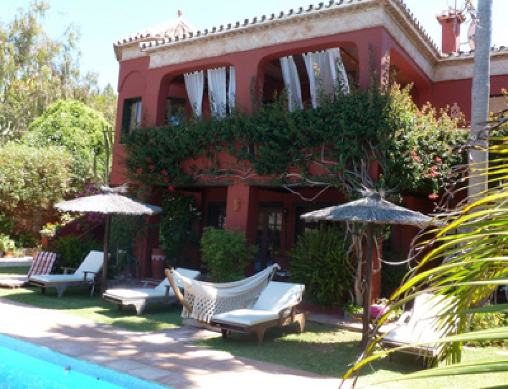 Marbella Charming boutique style Hotel for Sale