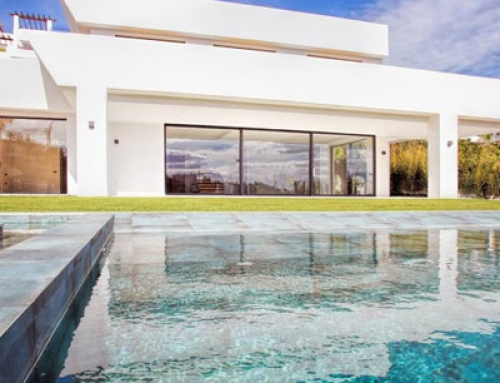 Modern Villa for sale in La Alqueria, Benahavis Marbella