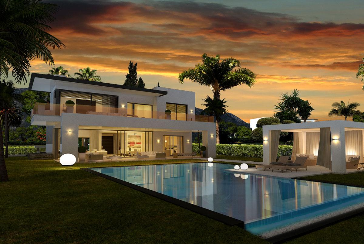 Las lomas de marbella club new developments marbella - Marbella club villas ...