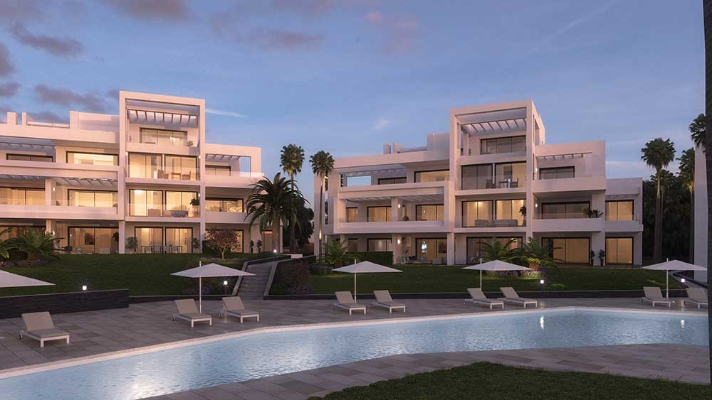 las-terrazas-de-atalaya-marbella-estepona-benahavis Penthouse floor with 2 bedrooms + 2 bathrooms marbella