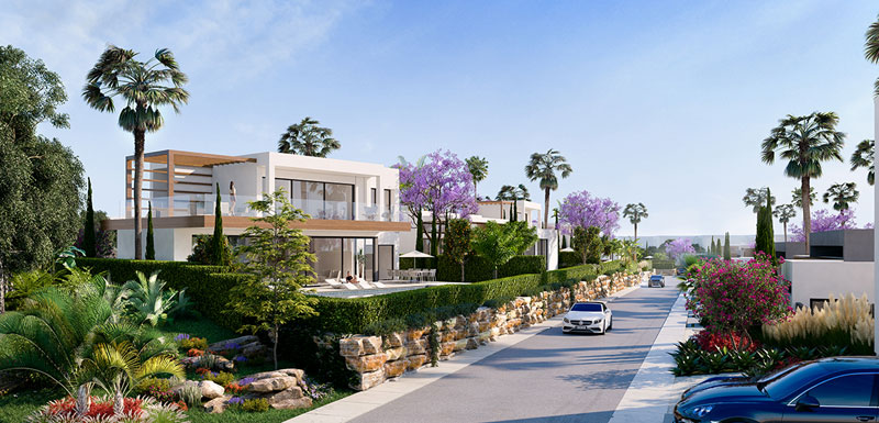 new developments marbella - New House and Villa Developments in Marbella
