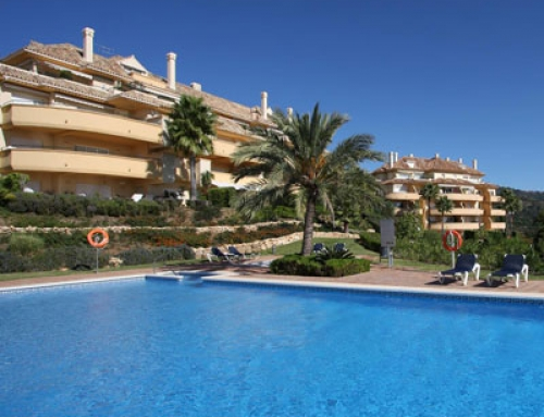 Apartment for sale in Elviria Hills – Marbella