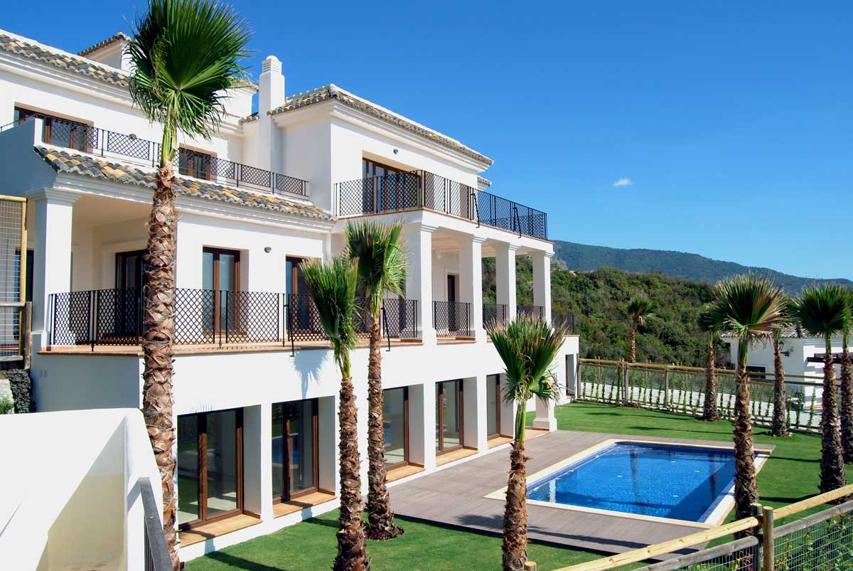 villa for sale benahavis Marbella Costa del Sol luxury villa sale