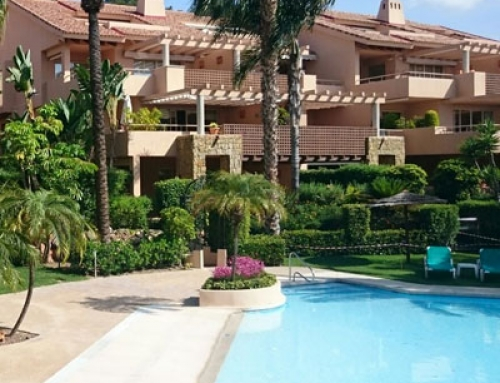 Luxury 2 suite apartment for sale Marbella