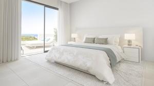 New development in estepona luxury golf urbanisation penthouses apartments