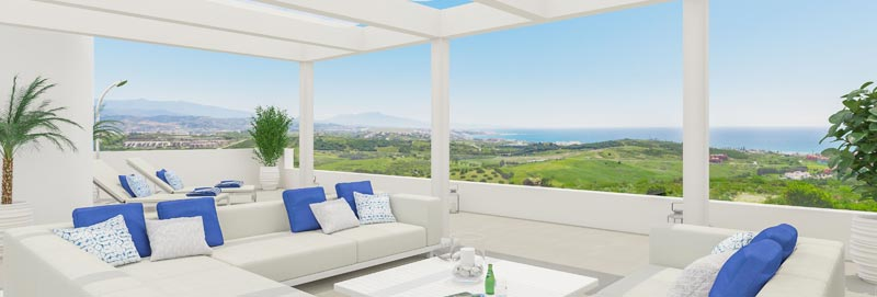 finca cortesin property development estepona, penthouses, townhouses and apartments for sale
