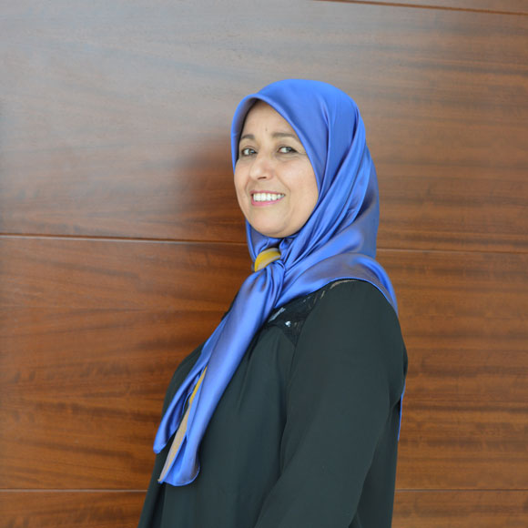 Lamyae El Gharrafi Achluch