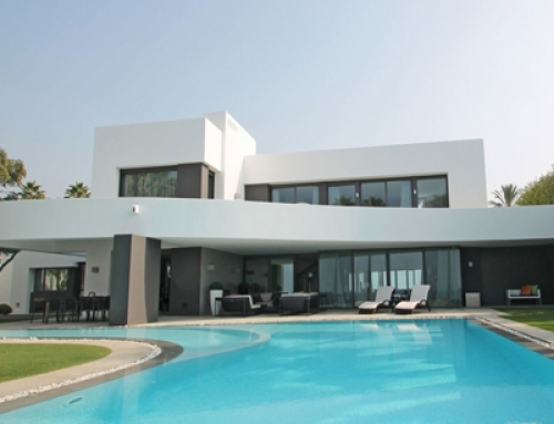 Villa in Marbella for sale, Los Monteros