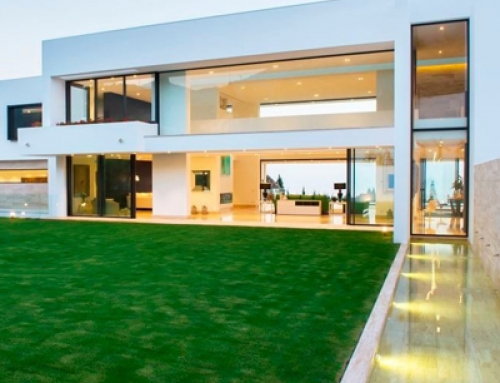 Modern Detached Villa in Marbella for sale