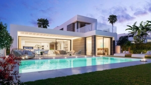 Villa in Marbella for sale, Cabopino