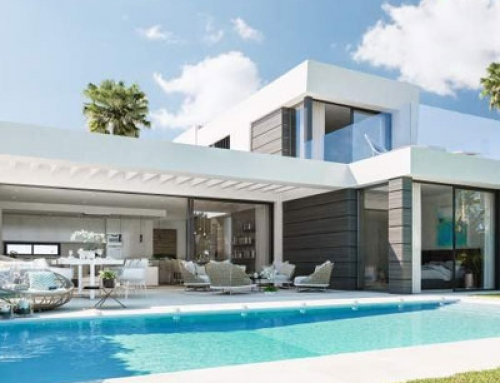 Modern Villa in Marbella for sale, Cabopino
