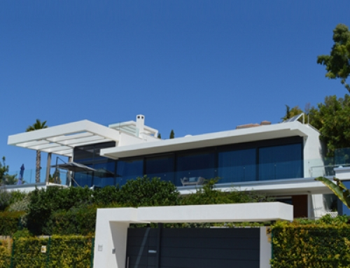 New Luxury Modern Villa for sale in Marbella