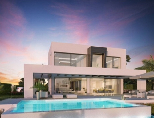 Modern Beautiful 3 bedroom Villa in Mijas for sale